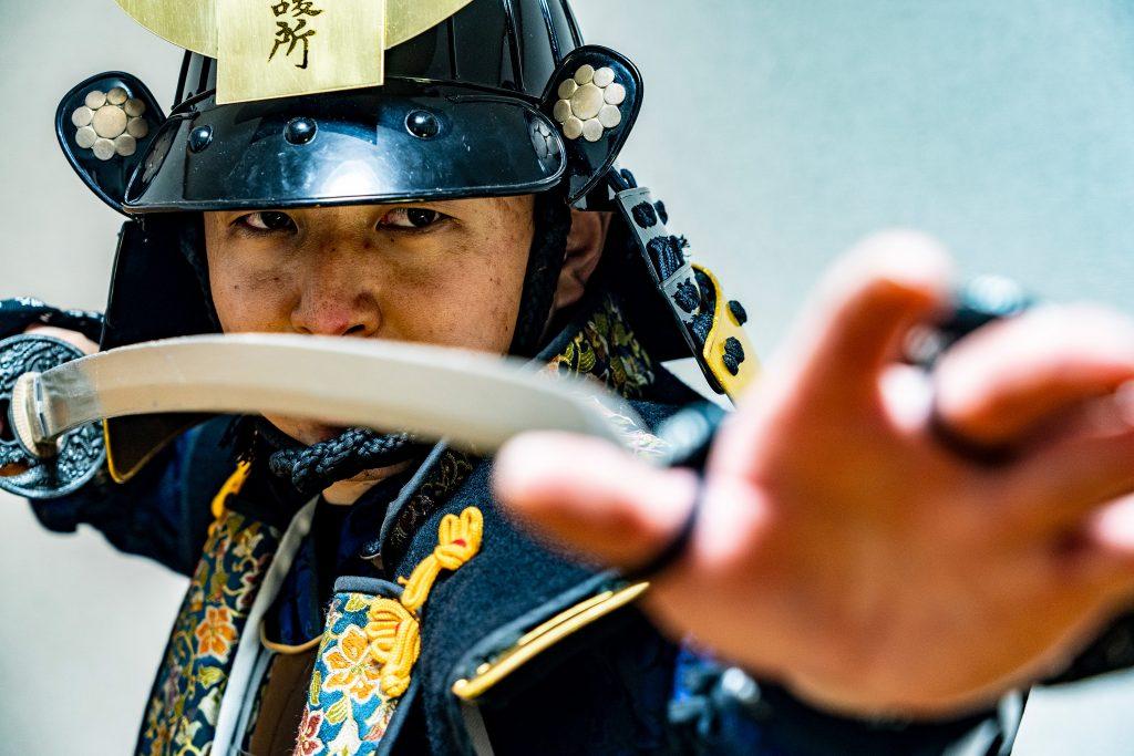 Ashigaru-san